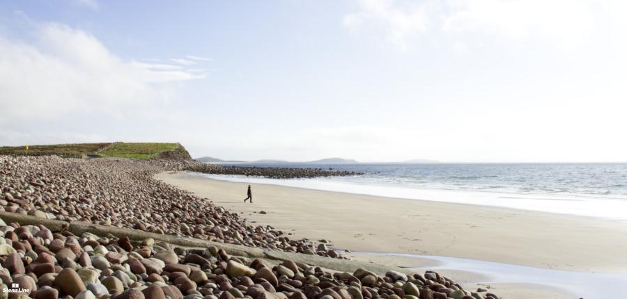 Bay Coast langs de Wild Atlantic Way in Ierland