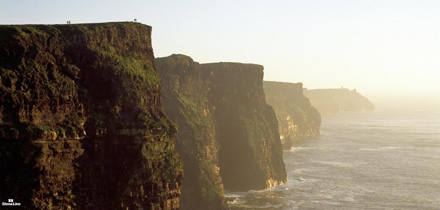 Cliffs of Moher langs de Wild Atlantic Way in Ierland