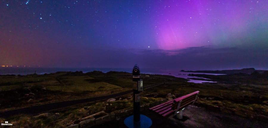 Malin Head, langs de Wild Atlantic Way in Ierland