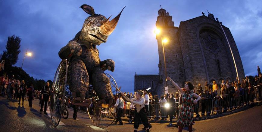 Galway International Arts Festival Ierland
