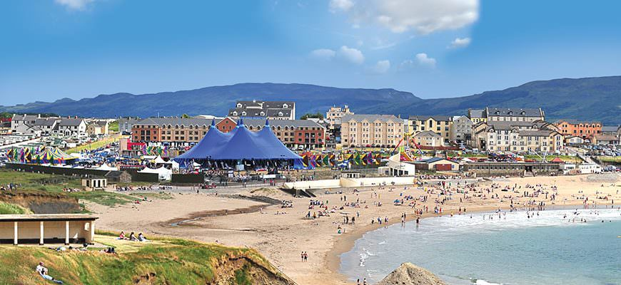 Sea Sessions Festival in Bundoran te Ierland
