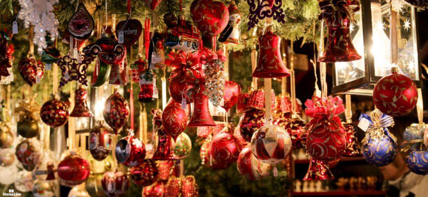 kerstmarkten engeland