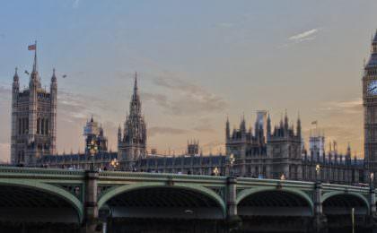 Westminster Palace en Westminster Abbey in Londen - UNESCO Werelderfgoed