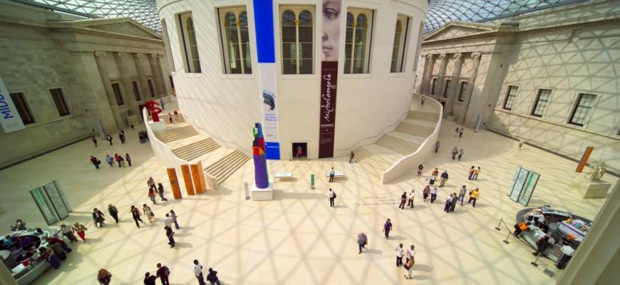 Het British Museum in Londen - gratis te bezoeken!