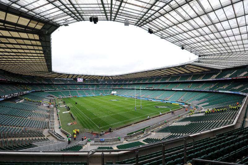 Twickenham Stadion   © VisitBritain/Steve Barden