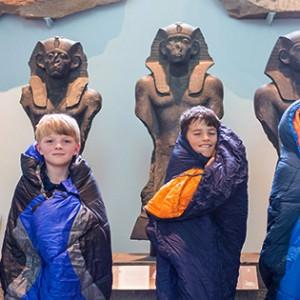 Logeren in het British Museum – Foto: The British Museum