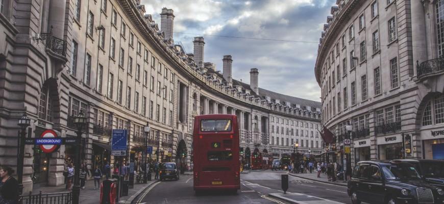 Shoppen in Londen: Oxford Street en Regent Street