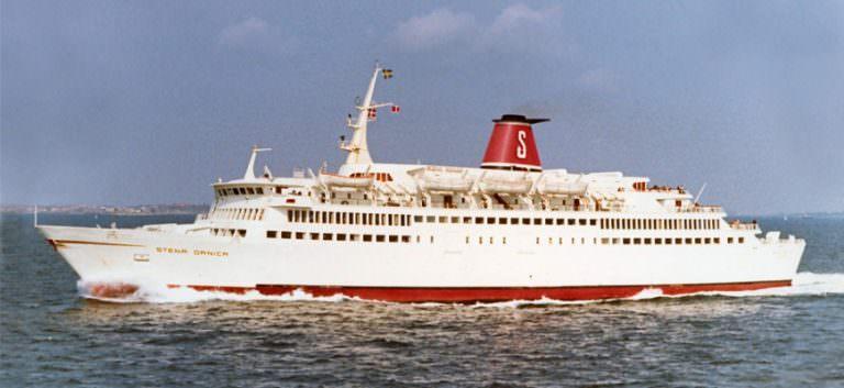 Stena Danica - 's werelds mooiste ferry!
