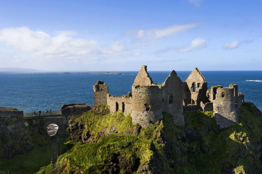 Dunluce Castle, Noord-Ierland