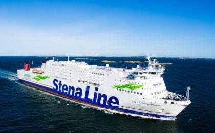 Stena Germanica vaart op methanol - als 's werelds eerste ferry ooit!