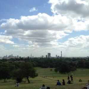 skyline-Londen-vanuit-primrose-hill
