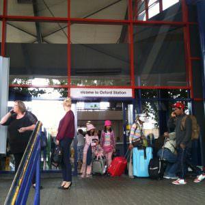 Oxford station