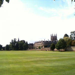 Merton college te Oxford