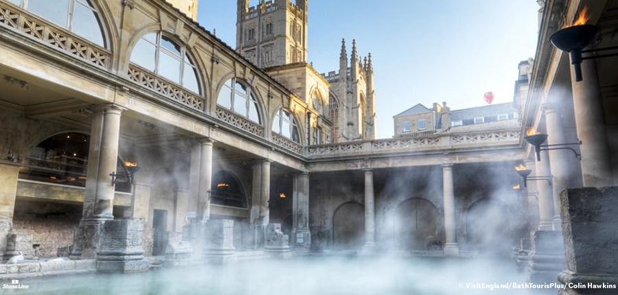 Bath - UNESCO Werelderfgoed in Engeland