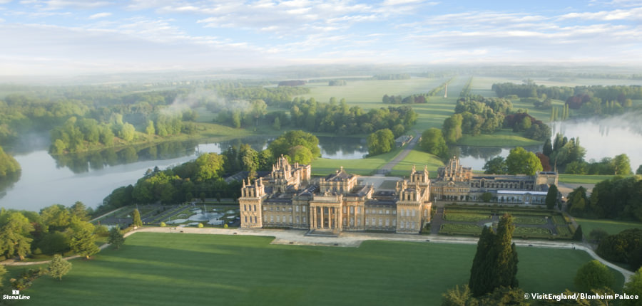 Blenheim Palace - UNESCO Werelderfgoed Engeland