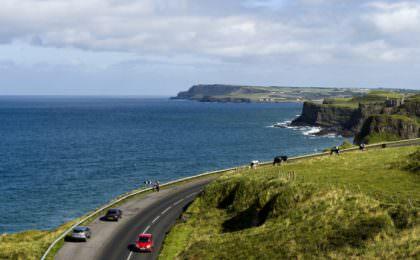 Causeway Coastal kustroute in Ierland