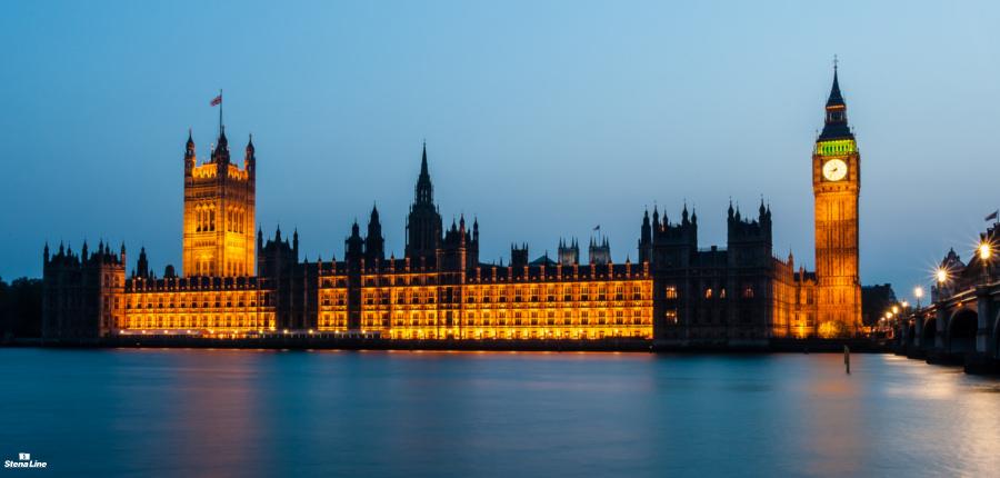 Houses of Parliament - UNESCO Werelderfgoed in Engeland