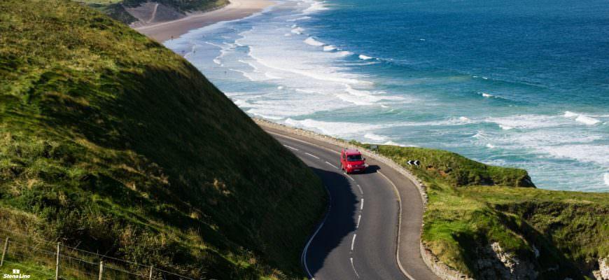 Mooiste kustroutes van Ierland