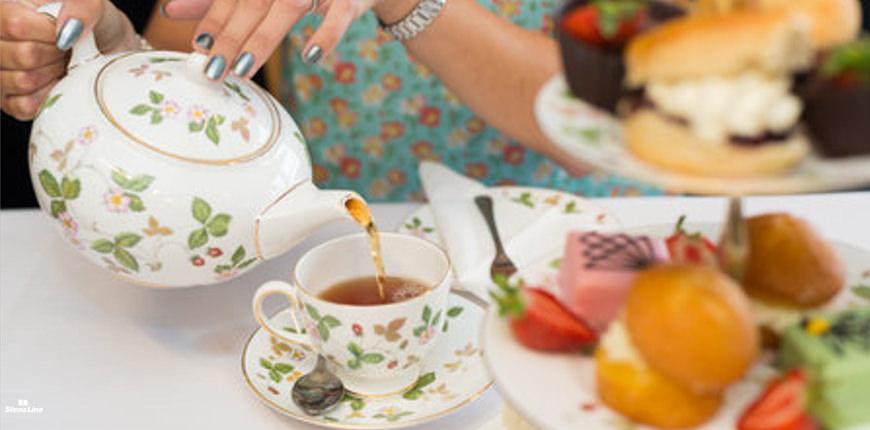 High Tea in Londen