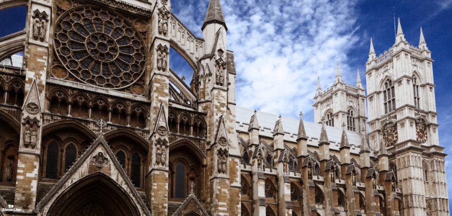 Westminster Abbey - UNESCO Werelderfgoed in Engeland