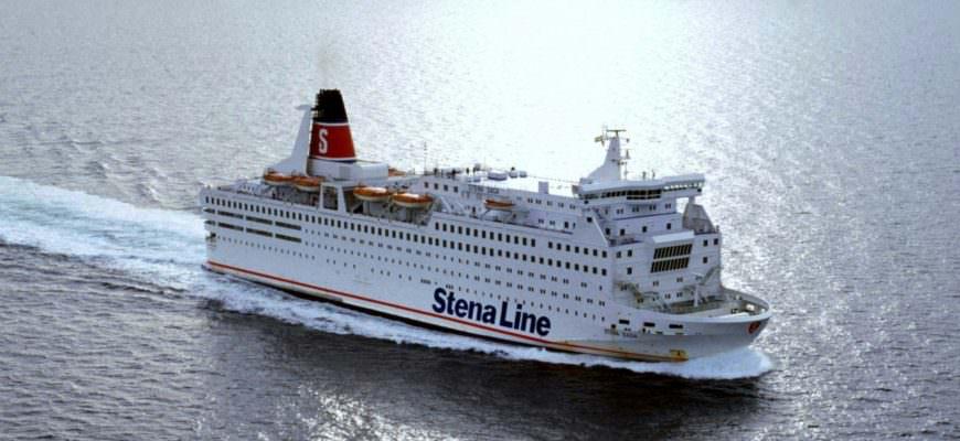 Vissers gered door Stena Saga bemanning