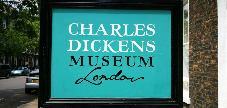 Charles Dickens Museum Londen