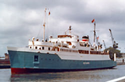 Isefjord ferry