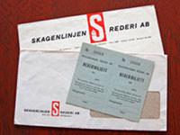 Skagenlinjen tickets