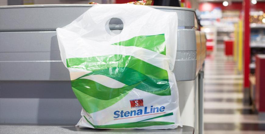 Duurzame tas Stena Line