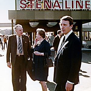 Stena Line's project manager Sture Matson in 1972
