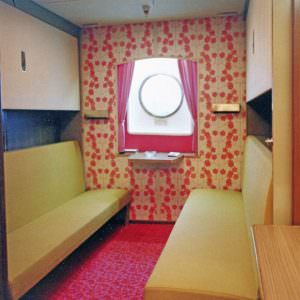 Stena Olympica 4-persoons hut
