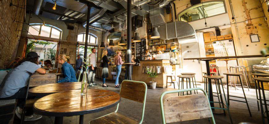Kafé Magasinet in Göteborg
