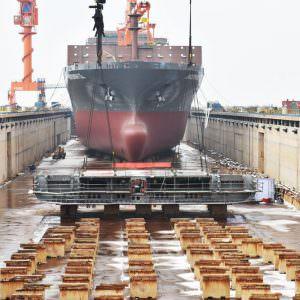 Kiellegging nieuwe Stena Line schepen