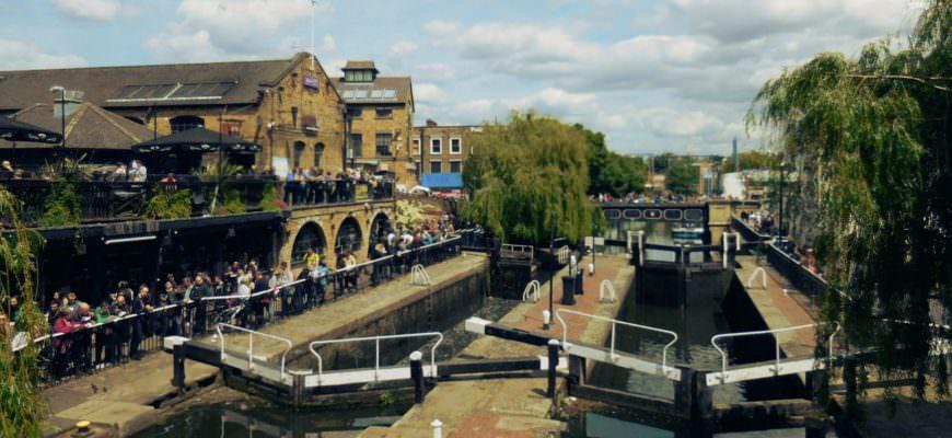 Camden Town Londen