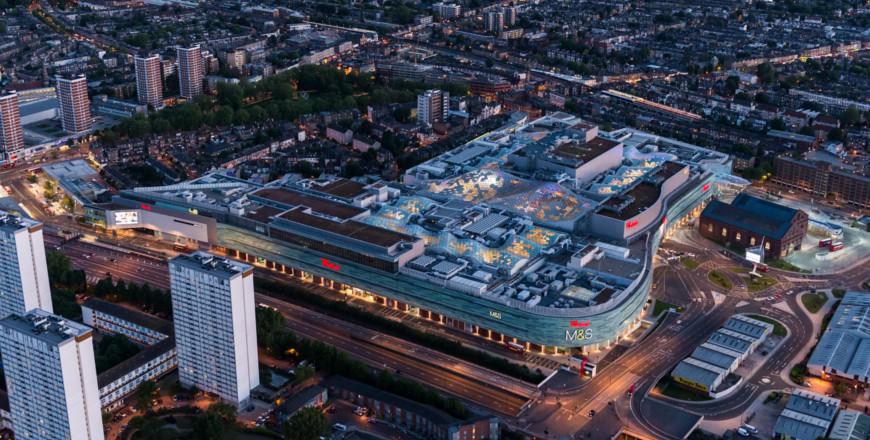 Westfield Shopping Center Londen