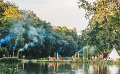 Wilderness Festival Engeland