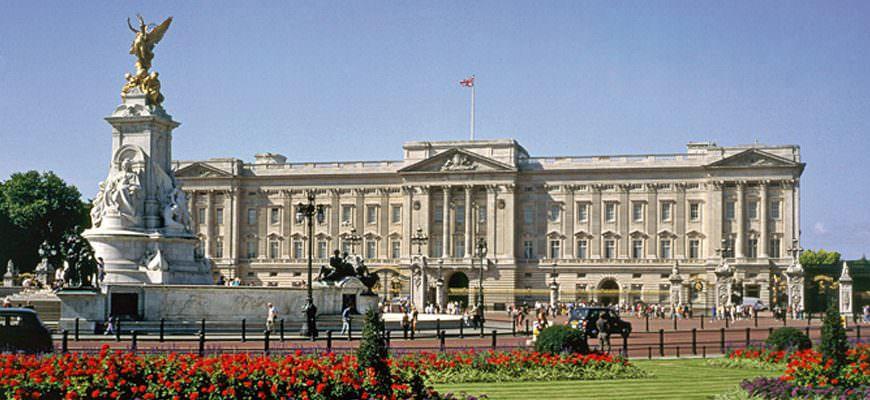 Buckingham Palace Londen