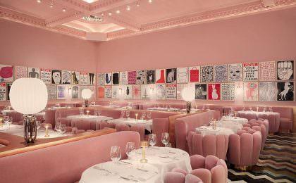 Sketch Restaurant in Londen