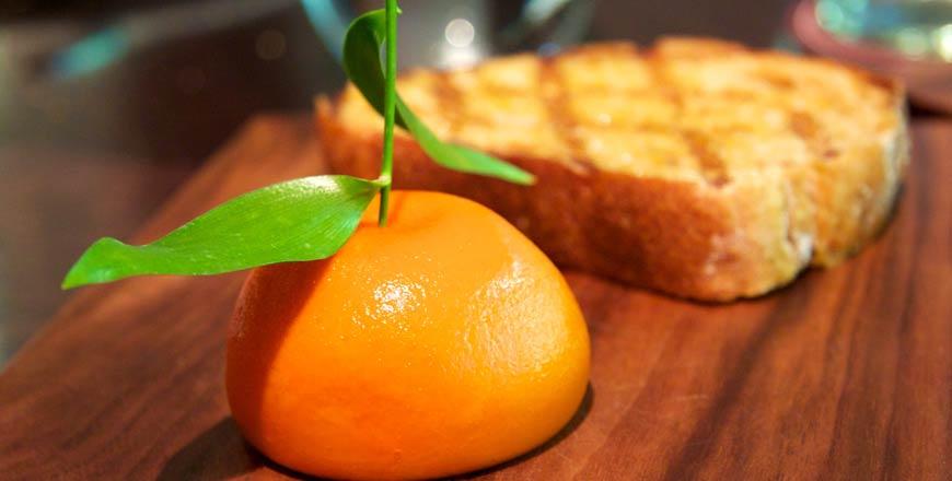 Vleesfruit van Dinner By Heston in Londen. Photo by irene. License: CC-BY-SA 2.0