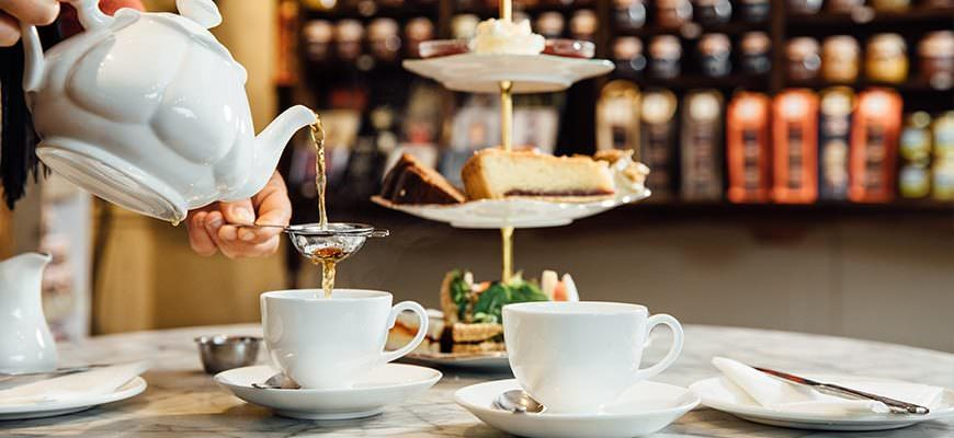 Geheimen van de Afternoon Tea