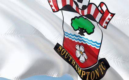 Southampton FC vlag