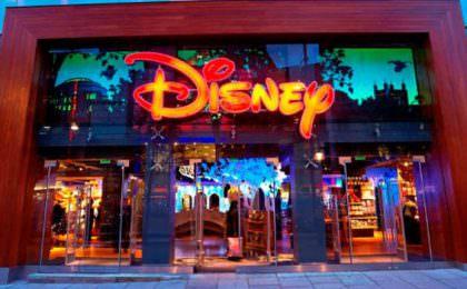 Disney Store Londen