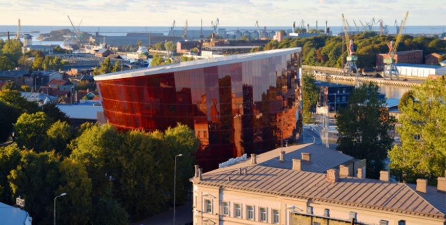 Great Amber Concertgebouw Liepaja