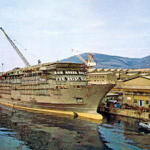 Stena Jutlandica in Trogier