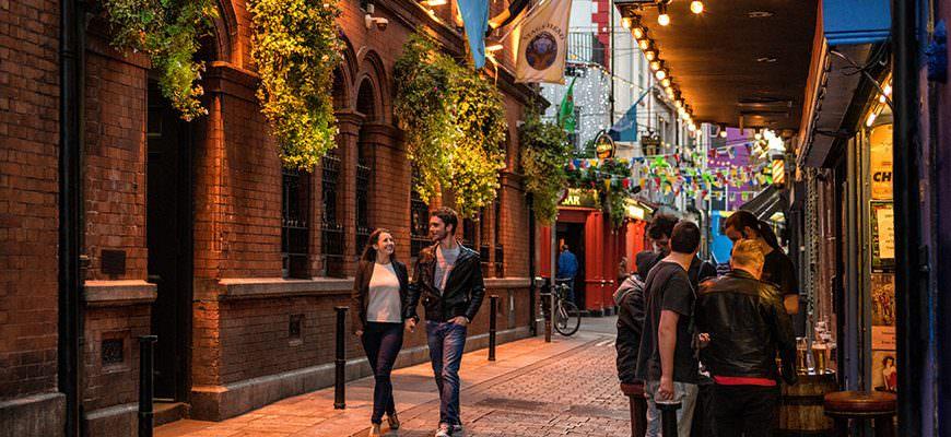 Dublin: de stad die niet verveelt