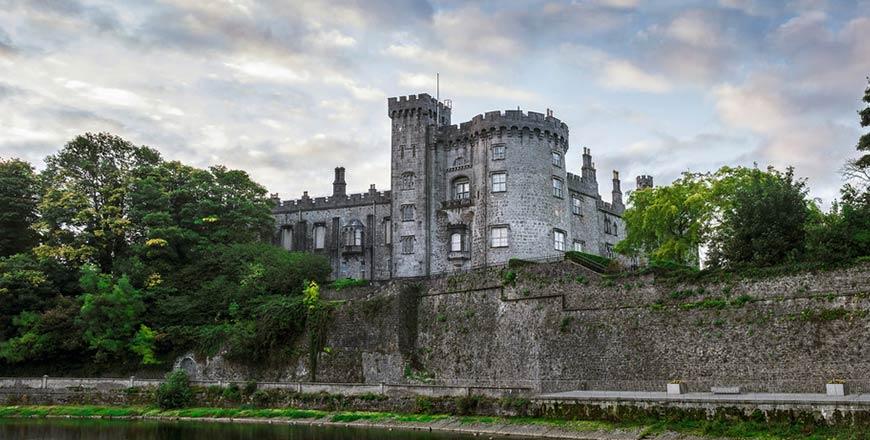 Kilkenny Castle in Ierland