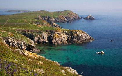 Saltees Islands bij Wexford