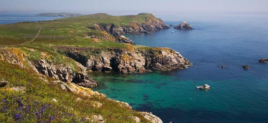 Saltees Islands bij Wexford
