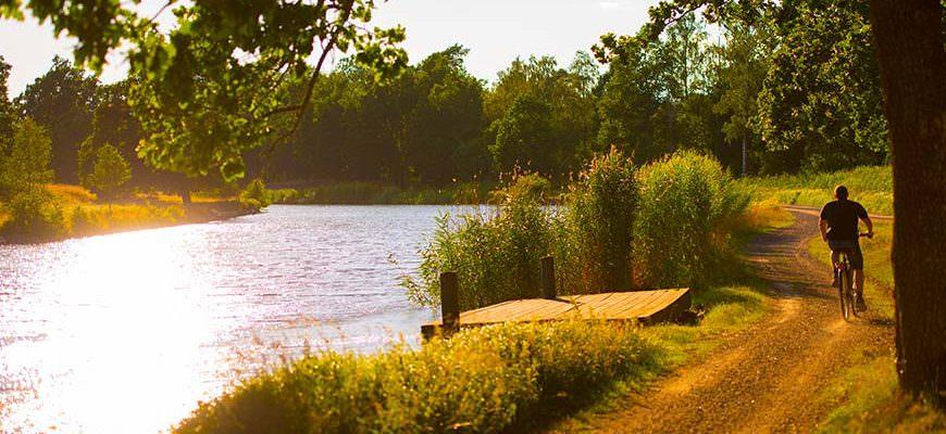 Verken Zweden langs het Götakanaal