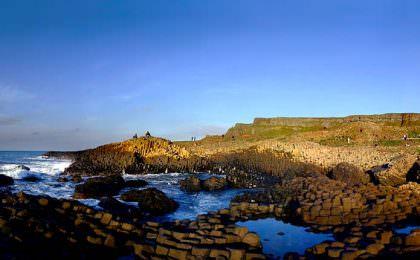 Giant's Causeway kustlijn
